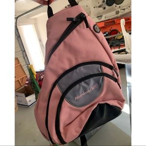 Reebok Backpack Pink